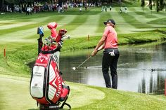 2016 BMW SA Open at Glendower Golf Course South Africa's oldest tournament and the oldest Open championship in the world celebrates its 105 edition. Run And Ride, Golf Bags, Diving, Articles, Running, Celebrities, Sports, Hs Sports, Sport