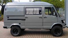 Mercedes-Benz 310 D **IGLHAUT**4x4