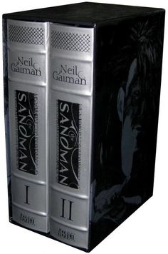 The Sandman Omnibus Silver Edition. Xmas is coming friends! You know what to do. ;-)