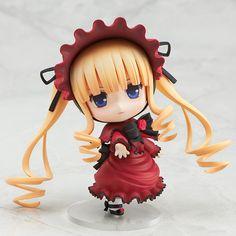 ねんどろいど 真紅 薔薇乙女(ローゼンメイデン)セット