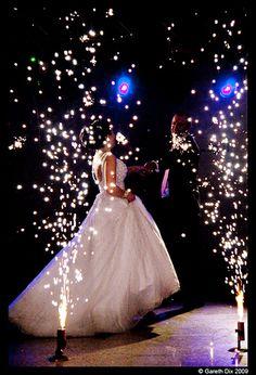 Wow factor sparklers to line the dancefloor of this lebanese wedding reception Wedding Prep, Wedding Reception, Wedding Gowns, Wedding Venues, Wedding Planning, Wedding Stuff, Wedding Ideas, Lebanese Wedding, Winter Wonderland Wedding