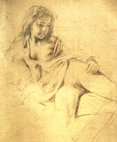 Balthus Drawings