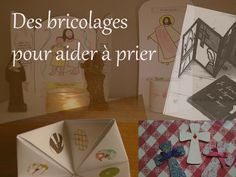 Des bricolages pour aider à prier Prayer Stations, Bible Crafts, Teaching Tools, Worship, Crafts For Kids, Prayers, Religion, Spirituality, Gift Wrapping