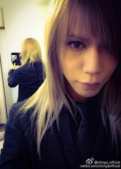 Shinya. Dir en Grey
