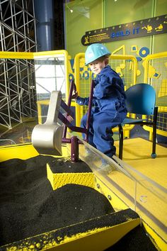 Oil Sands Discovery Centre.