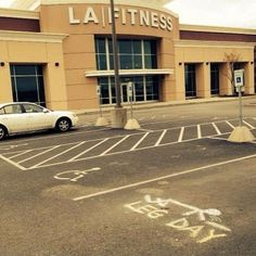 Every gym needs a leg day parking bay! - Every gym needs a leg day parking bay! Gym Humour, Workout Humor, Leg Day Humor, Leg Day Memes, Exercise Humor, Workout Quotes, Workout Shirts, Yolo, Haha