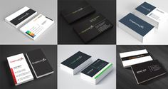 All of these business card PSD templates are absolutely free and they are exclusively designed by the creative designers of Graphicmore.com.