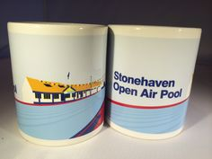 Stonehaven Open Air Pool Mug