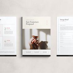 San Francisco Proposal Pack - Personal License