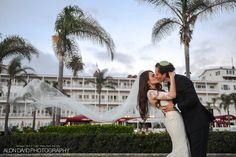 What an amazing wedding this was, such a great couple to work with plus always love working with Bliss Eventss Ashley Fierro MUA and the amazing Hotel del Coronado www.AlonDavidPhotography.com Sunset Beach Weddings, Hotel Del Coronado, San Diego Beach, Beach Wedding Photography, Top Wedding Photographers, Bar Mitzvah, Beach Dresses, Best Hotels, Corporate Events