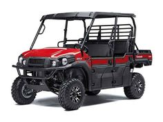New 2017 Kawasaki Mule Pro-FXT EPS LE ATVs For Sale in Georgia. THE KAWASAKI DIFERENCEKAWASAKI STRONGOUR FASTEST, MOST POWERFUL SIX-PASSENGER MULE EVERThe 2017 MULE PRO-FXT side x side has incomparable strength and endless durability backed by over a century of Kawasaki Heavy Industries, Ltd. engineering knowledge. Go and get the job done with the MULE PRO-FXT side x sides three-passenger Trans Cabsystem, or easily convert it to six-passenger mode for a revolutionary new way to work and…