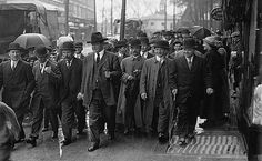 On April 3, 1913, striking silk mill workers in Paterson, New Jersey were increasingly at odds with police, who repeatedly crushed their efforts to hold rallies. However, Pietro Botto, socialist mayor of nearby town Haledon, invited the strikers to assemble on the front lawn of his house. There, they joined a crowd of 20,000, who listed as speakers urged them not to give up their fight.  Speakers there included members of the Industrial Workers of the World, novelist Upton Sinclair, and…