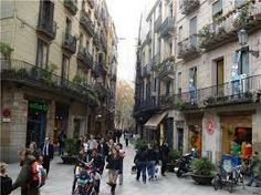 A most go: El Born or La Ribera, where plenty of trendy shops, restaurants, cafés, and bars abound. Planes Barcelona, The Camino, The Places Youll Go, Dream Vacations, Street View, Explore, Countries, Google, Restaurants