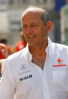 Heres to you, Mr. Ron Dennis