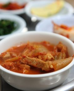50년 역사를 자랑하는 무한리필 가능한 인천의 자랑거리, 명월집 김치찌개