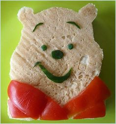 Fun Sandwiches | 10 Healthy Recipes For Kids - Healthy Recipe Ideas For A Fast Food ...
