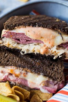 Spicy Reubens