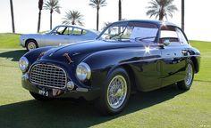 1947 Ferrari 166 Inter Touring Berlinetta
