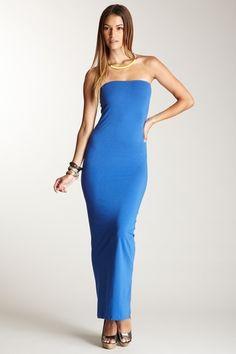 Cotton Spandex Jersey Tube Dress from HauteLook on Catalog Spree