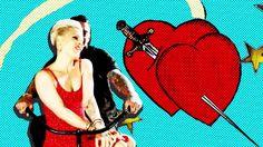 P!nk feat. Lily Allen - True Love. Love it, love it, love it!!!