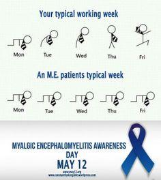 May 12 ME/CFS International Awareness Day Poster no.2