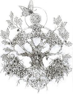 Small+Tree+Tattoos+For+Women   back tattoos, tree tattoo designs, tree tattoos, tattoos for mens ...