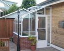 Here is an attached greenhouse option, could we just buy a shed then attach a greenhouse?