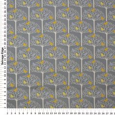 Bird Tree Gold and Grey Outdoor Fabric - Outdoor More Fabrics Outdoor Fabric, Outdoor Decor, Hancock Fabrics, Bedding Inspiration, Porch Makeover, Bird Tree, Fabric Birds, Nursery Bedding, City Photo