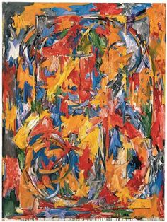 Jasper Johns, 0 through 9, 1960; oil on canvas; (182.8 x 137.1 cm);