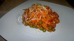 """... per chi ama i piatti """"coccolosi"""".... Risotto pomodoro e piselli http://www.lapulceeiltopo.it/forum/ricette-primi-senza-glutine/2180-risotto-pomodoro-e-piselli#3036"""