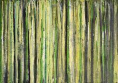 "Saatchi Art Artist Astrid Stoeppel; Painting, ""Forest glade!"" #art"
