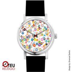 Mostrar detalhes para Relógio de pulso OTR PADRÃO PAD 0017