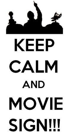 Movie sign mst3k