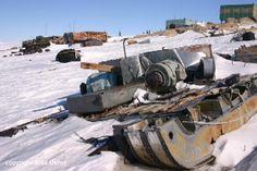 Icebound: 10 Amazing Historical Abandonments Antarctica
