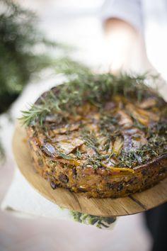 Porcini Mushrooms, Stuffed Mushrooms, Plain Cake, Brown Mushroom, Blanched Almonds, Roasted Nuts, Winter Vegetables, Cake Servings, Cake Tins