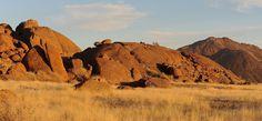 Sunset at Boulders Safari Camp ((Wolwedans, NamibRand Nature Reserve, Namibia) British West Indies, Nature Reserve, Bouldering, Travel Around, Monument Valley, Safari, Africa, Tropical, Camping