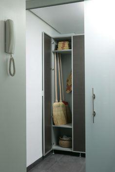 Armario escobero rat n mp rattan laundry room - Armario escobero aki ...