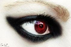 Jane Volturi makeup by Chuchy5.deviantart.com