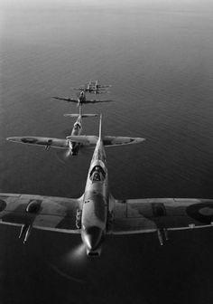 """""""Spitfires"""" ~ R.A.F. ~"""