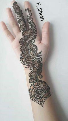 51 new ideas arabian bridal henna mehndi designs Henna Hand Designs, Dulhan Mehndi Designs, Arabian Mehndi Design, Latest Arabic Mehndi Designs, Latest Bridal Mehndi Designs, Full Hand Mehndi Designs, Mehndi Designs For Beginners, Mehndi Designs For Girls, Mehndi Design Photos