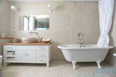 . White Bathroom, Clawfoot Bathtub, Corner Bathtub, Toilet, Vanity, Bathrooms, Bathroom Ideas, Home, Dressing Tables