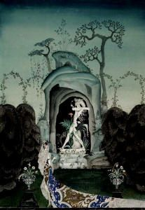 Kay Nielsen - ''The Faun'' [Spirit of the Ages Collection]