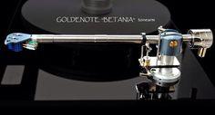 Goldnote Betania tonearm