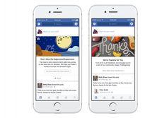 Facebook lancia i biglietti di auguri e le schede eventi