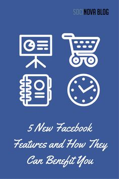 5 New #Facebook Features and How They Can Benefit You #Socinova https://www.socinova.com/blog/category/Social-Media-News/5-New-Facebook-Features-and-How-They-Can-Benefit-You