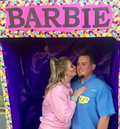 Barbie and Ken costumes