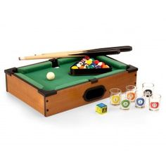 POOL TABLE DRINKING GAME