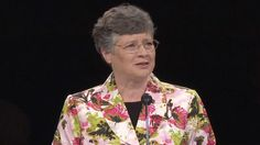 "Sandra Rogers - BYU Women's Conference ""Come Follow Me: Discipleship and Ministry"""