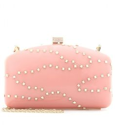 Valentino MINAUDIÈRE STUDDED CLUTCH on shopstyle.com