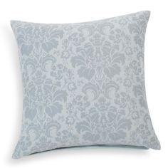 Housse de coussin en coton bleue 40 x 40 cm MONTILLE | Maisons du Monde
